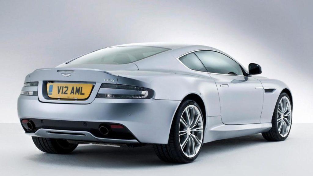 Aston Martin DB9(2012)