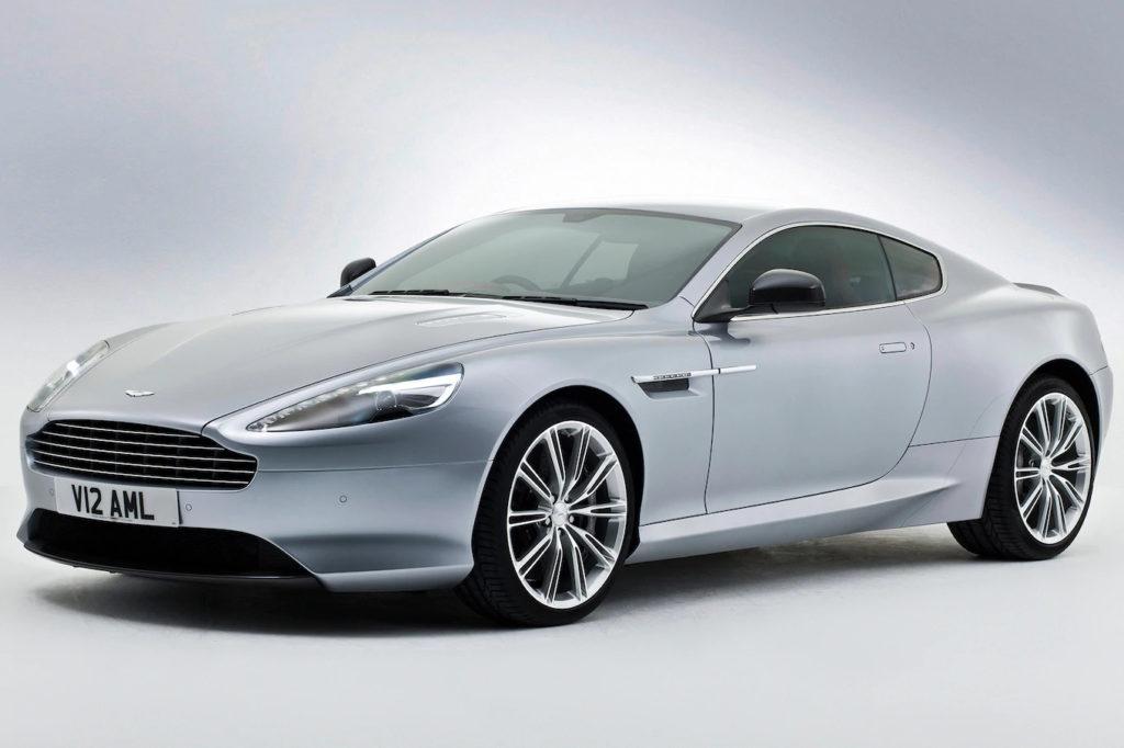 Aston Martin DB9(2014)