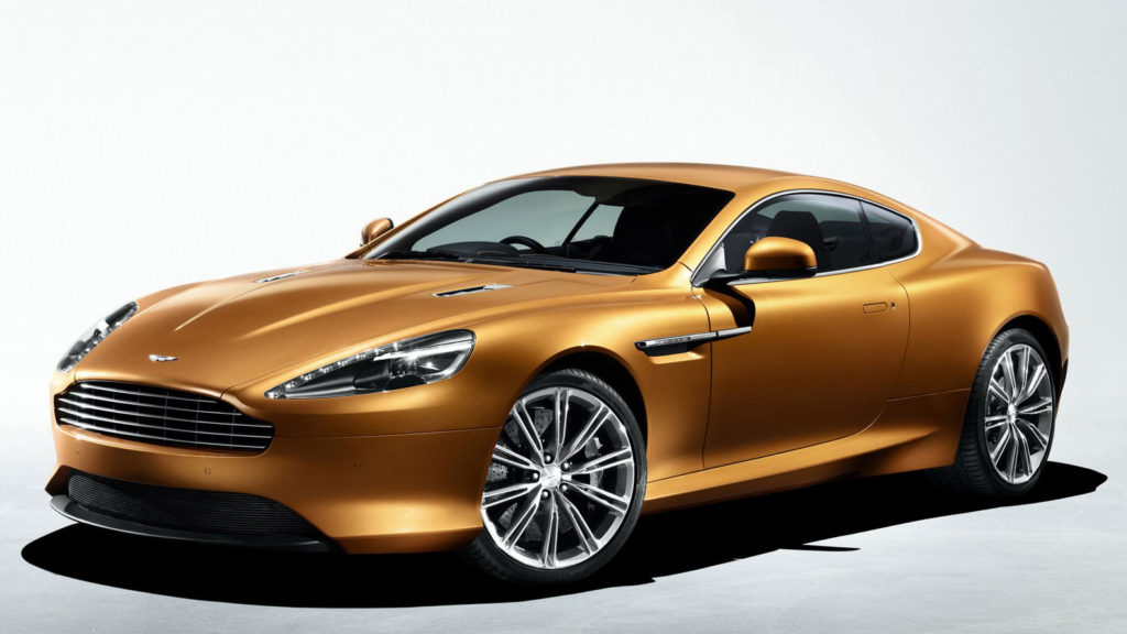 Aston Martin Virage(2012)