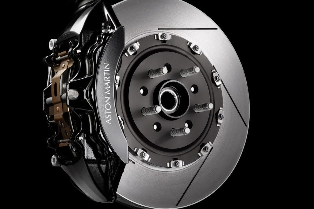 V8ヴァンテージS ブレーキ