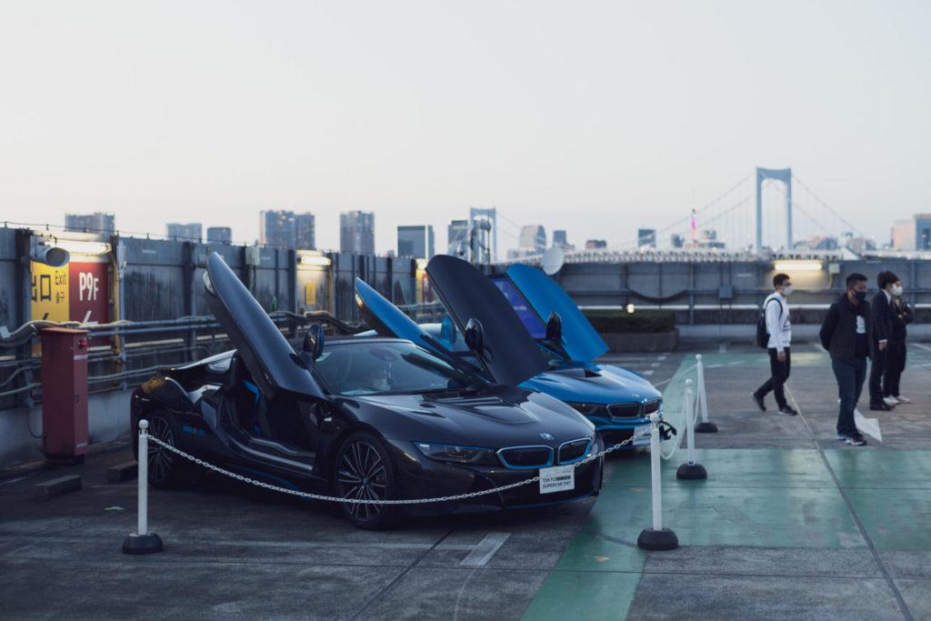 BMW・i8
