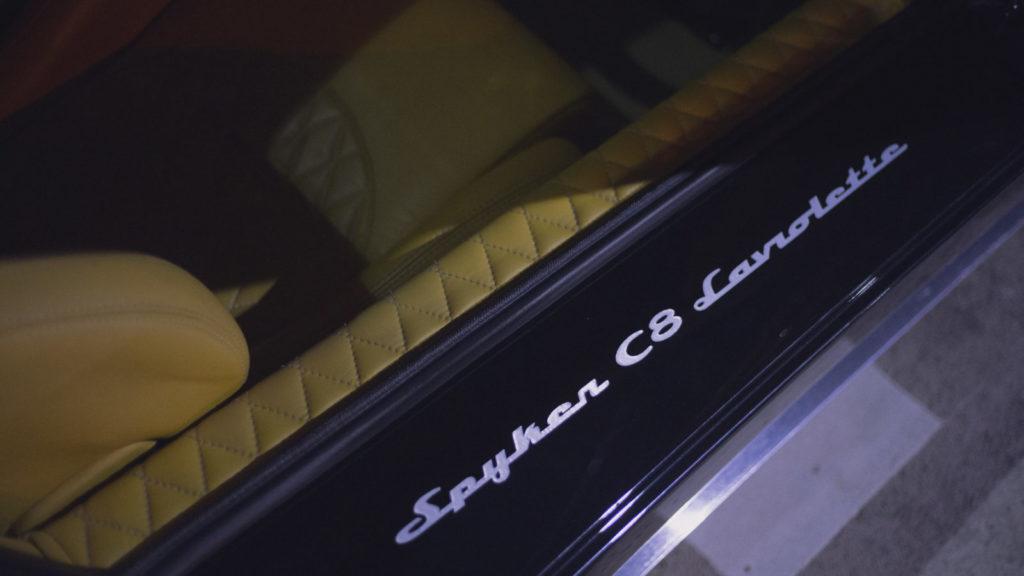 Spyker C8 Laviolette